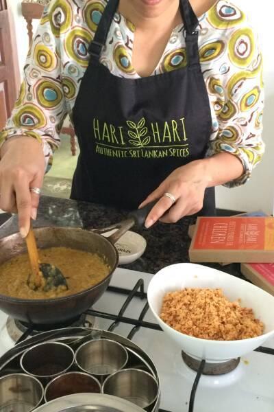 Illana Smith: Healthy curry kits with a kick
