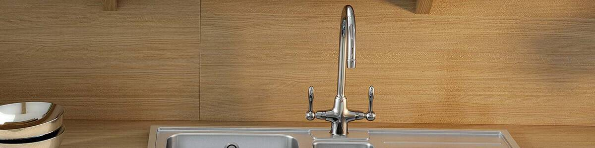 Dual flow taps