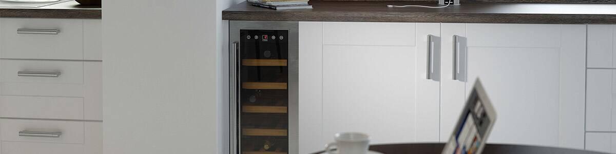 Wine Cooler features
