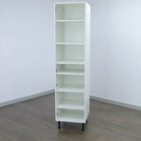 300-500mm 2 Door 6 Shelf Larder Tower Unit