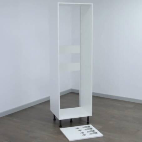 600mm 2 Door Fridge Freezer Tower Unit
