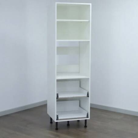 600mm Appliance 1 Door 2 Drawer Tower Unit