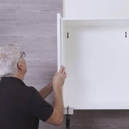 Wall Unit Sideboard