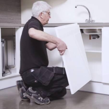 Sink Base Unit