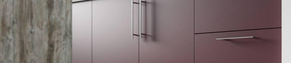 Kitchen floor cabinets