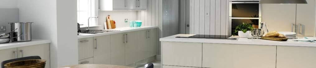 Keep colours light for kitchens
