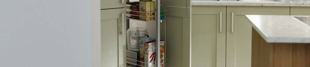 Kitchen storage tips