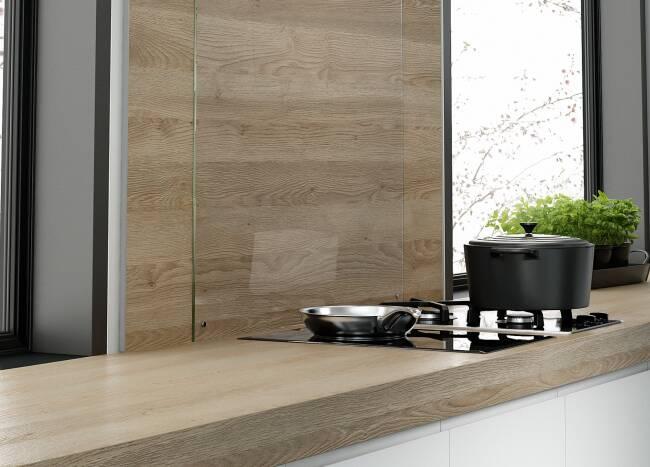 Timber worktops