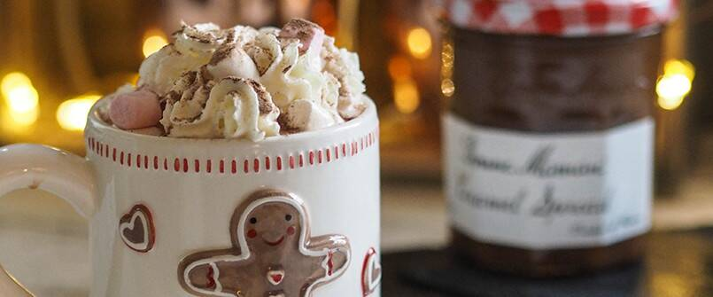 Hot Chocolate with a Twist