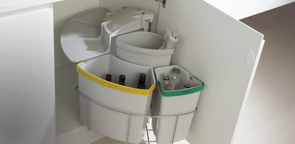 Kitchen Bins Storage Solutions Ideas Wren Kitchens